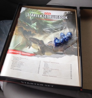 Overview of the D&D 5e Starter Set – The Rpg Academy